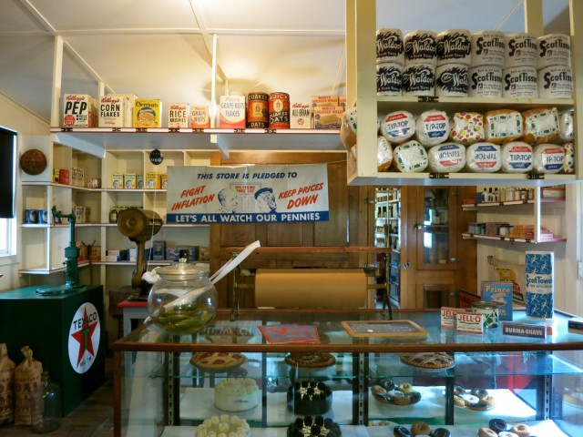 Little Corner Store, Strawbery Banke Museum, Portsmouth NH