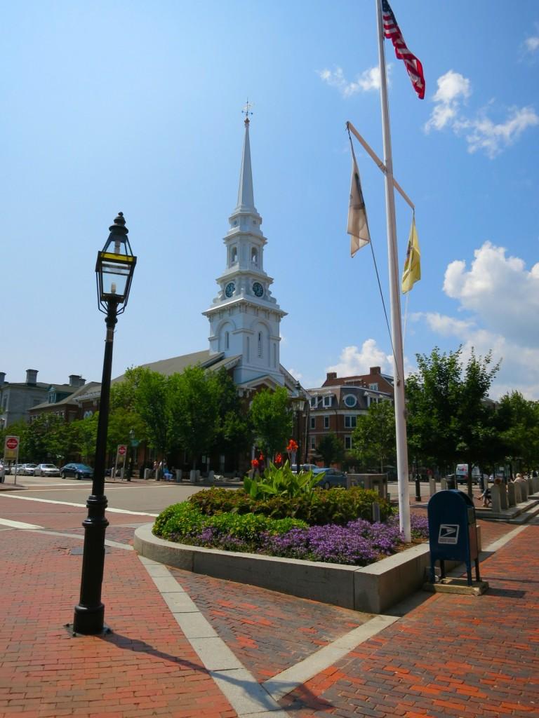 Market Square, Portsmouth NH