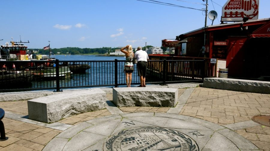 Portsmouth NH: Seaport, Shopping and Full-On Culinary Scene