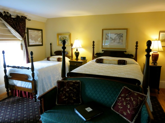 Ranger Suite at Martin Hill Inn, Portsmouth NH