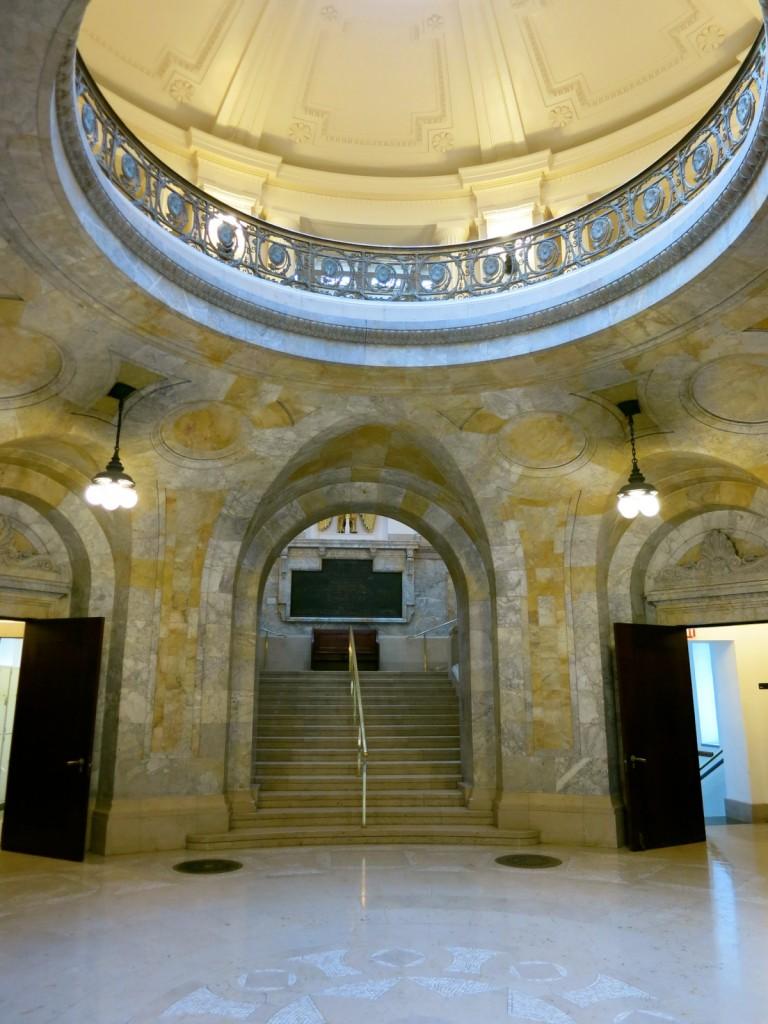 Tuck Building Interior, Concord NH