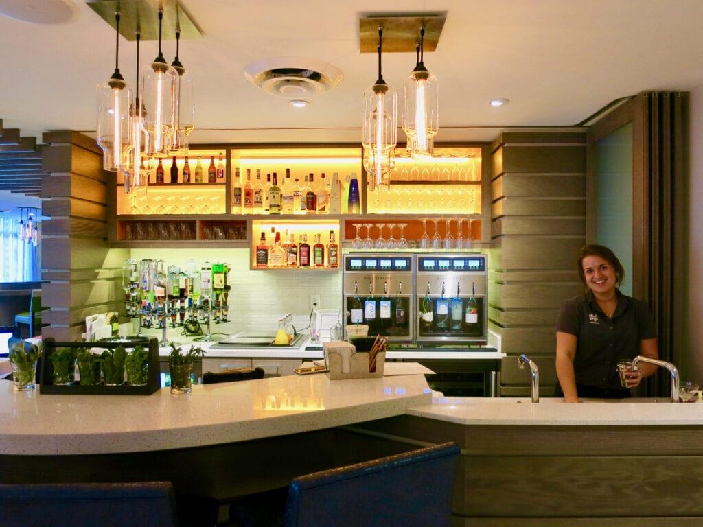 Bar EVEN Hotel Norwalk CT