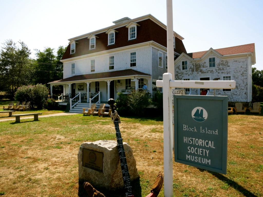 Block Island Historical Society Museum
