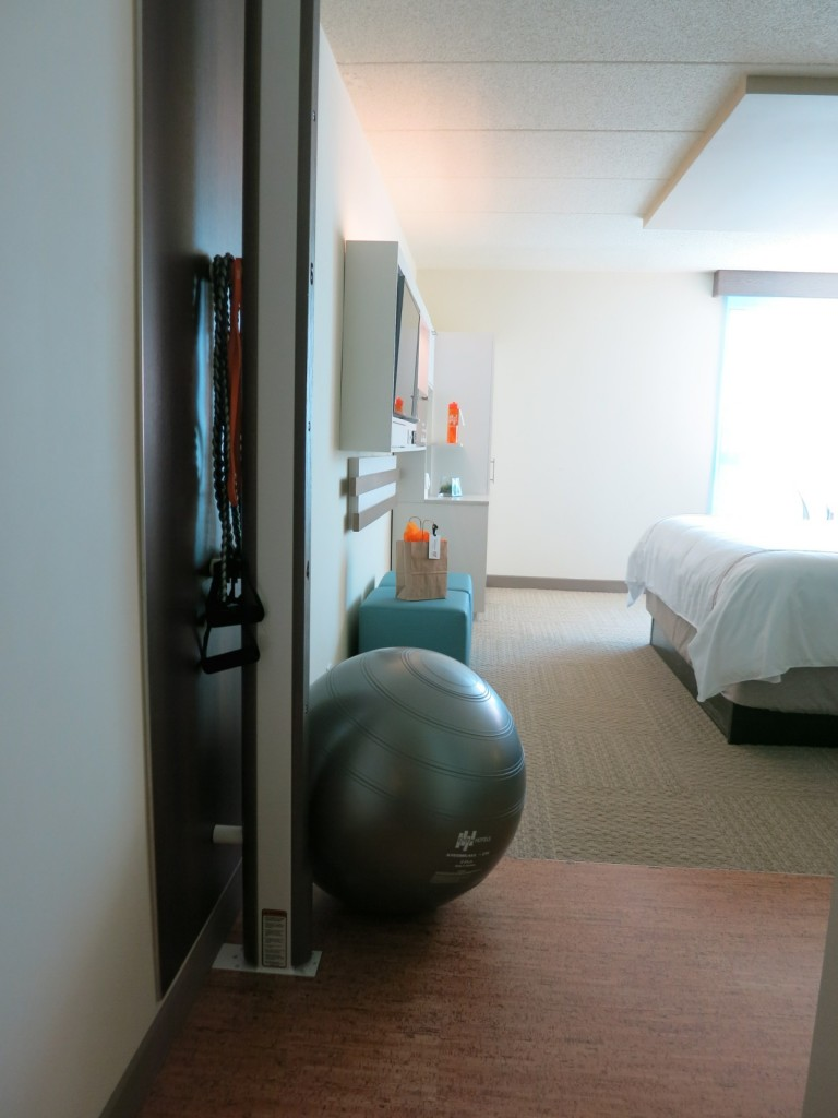 In-Room Workout Zone