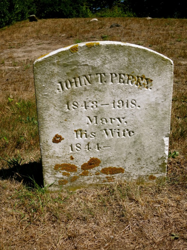 Mary Perry, Age 170