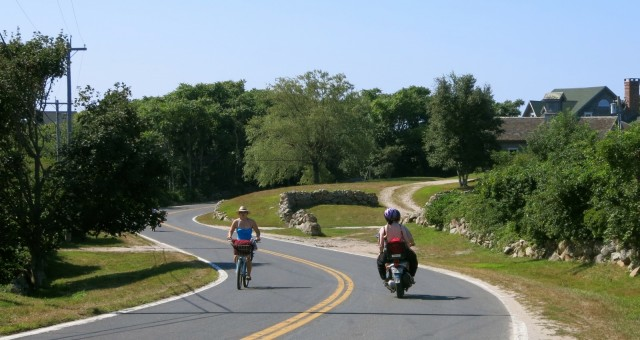 Modes of Transport, Block Island