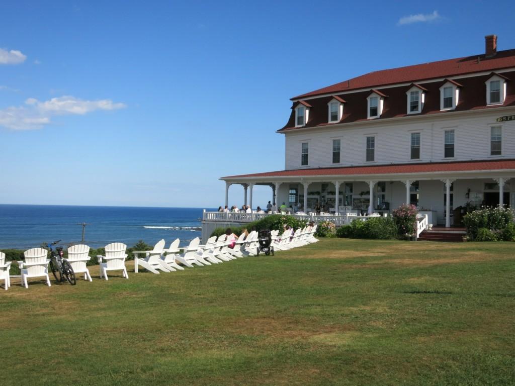 Spring House Hotel, Block Island