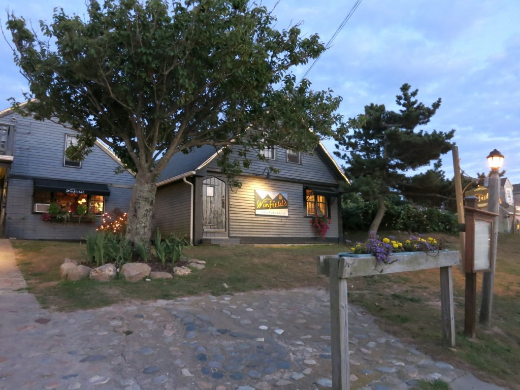 Winfields Restaurant Block Island