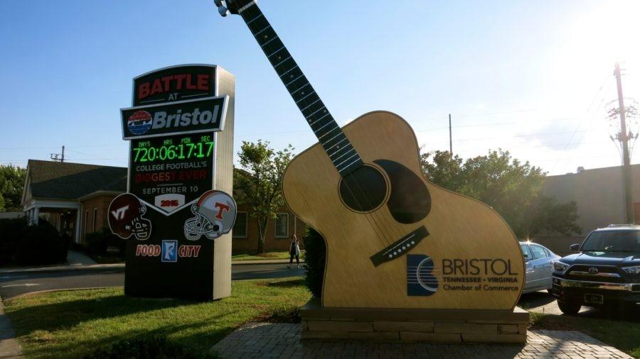 Southwestern VA Towns, Abingdon and Bristol: Music and Moonshine