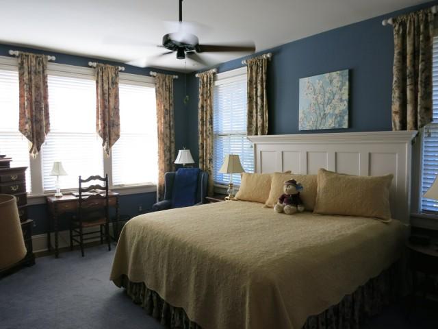 Collins House B&B Room
