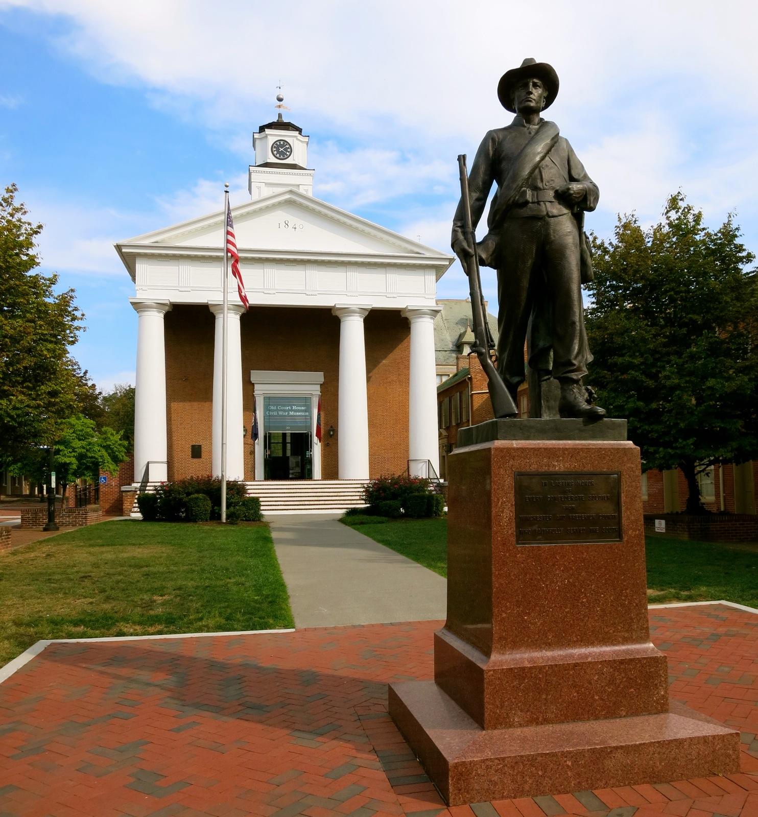 Winchester Va And Environs Patsy Cline Civil War Chaos
