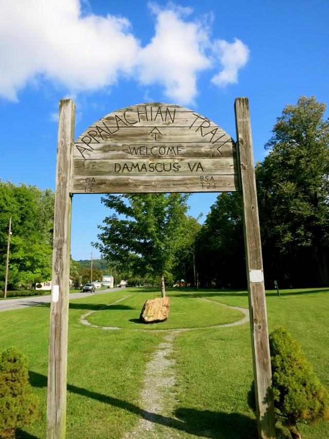 Damascus VA Appalachian Trail