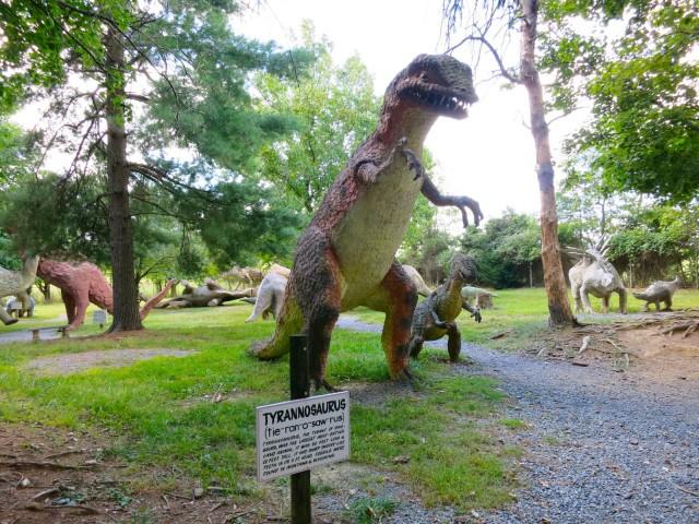 Dinosaur Land VA