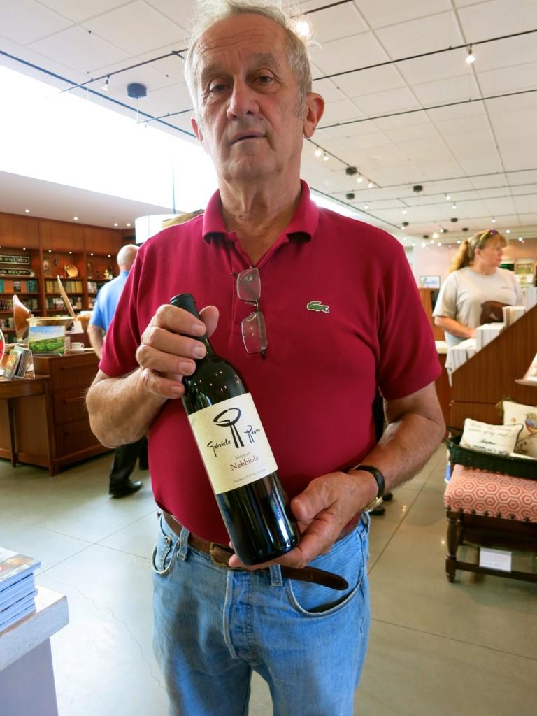 Gabriele Rausse, Winemaker