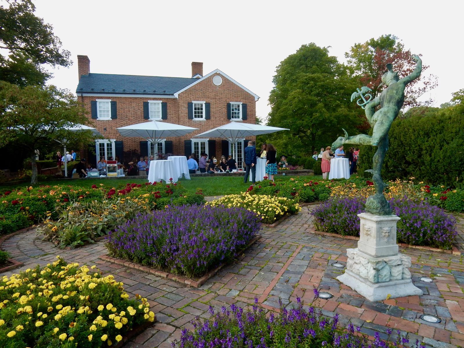 Gardens Of Glen Burnie, Museum Of The Shenandoah Valley, Winchester VA