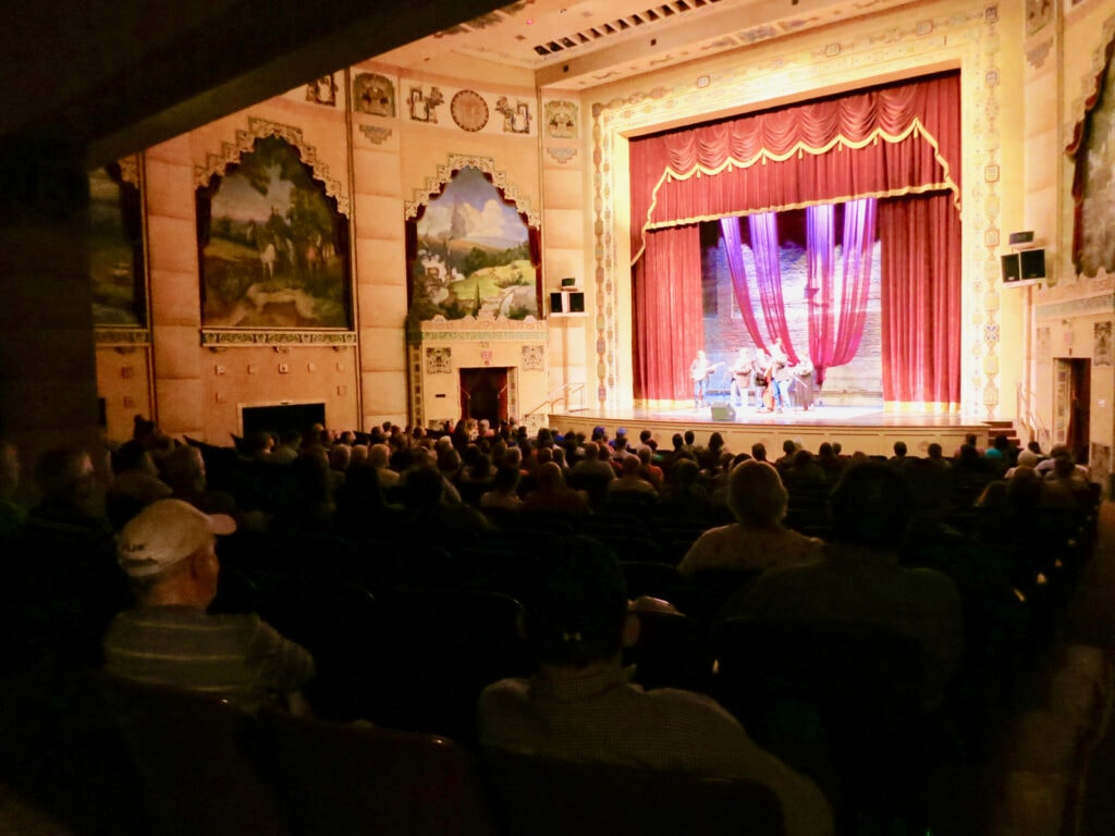 Lincoln Theater Marion VA