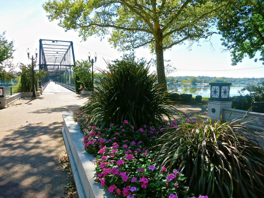 Market Street Pedestrian Bridge, Harrisburg PA