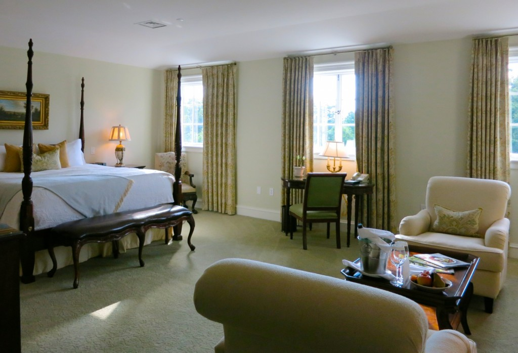 Keswick Hall Junior Suite
