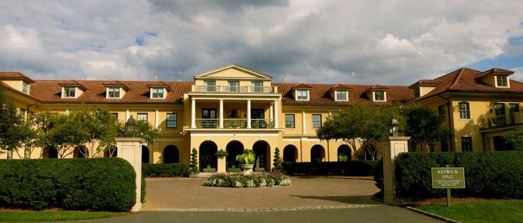 Keswick Hall, Charlottesville, VA
