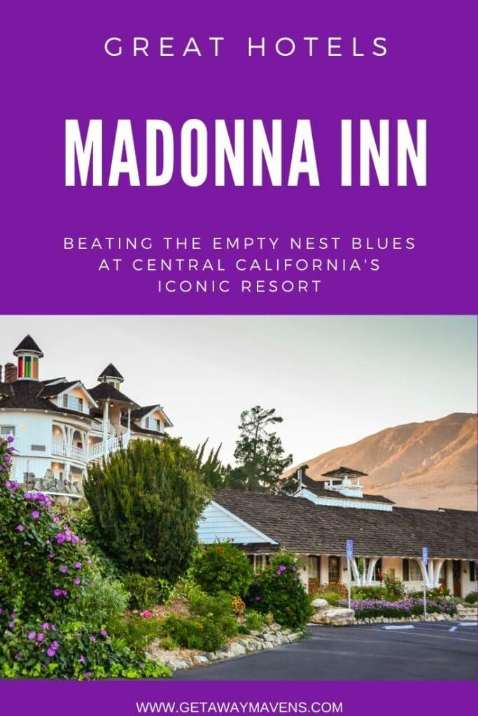 Madonna Inn Pinterest Pin
