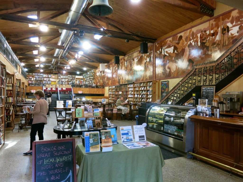 Midtown Scholar Bookstore, Harrisburg PA