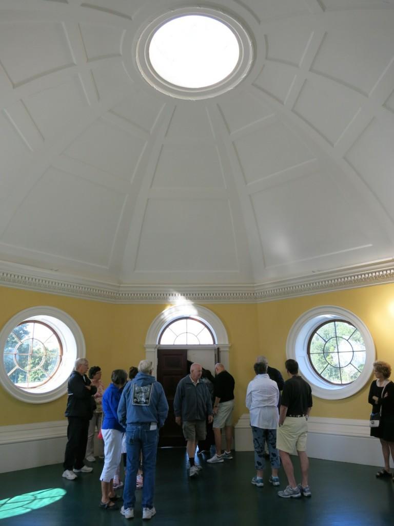 Monticello Dome
