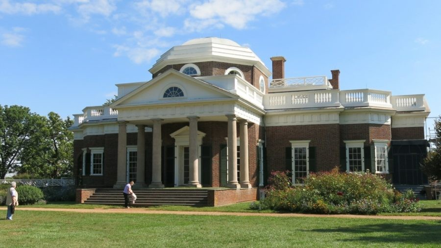 Charlottesville VA: Thomas Jefferson's Heaven And Yours, Too