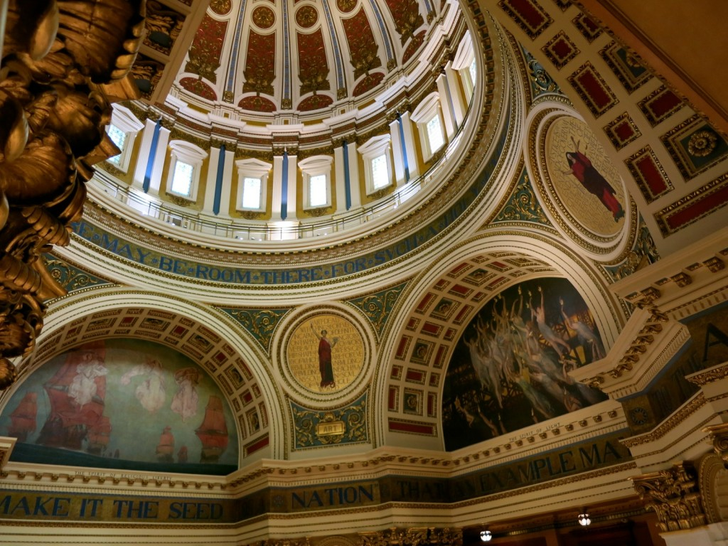 PA Capitol Dome Embellishments
