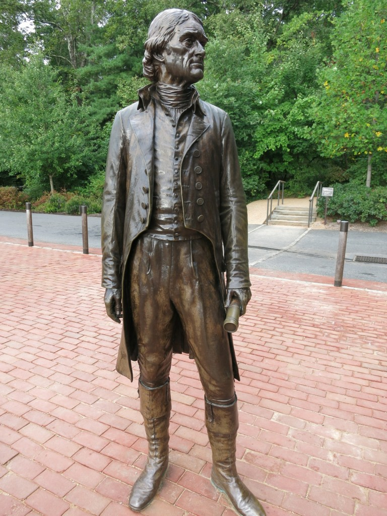 Thomas Jefferson bronze