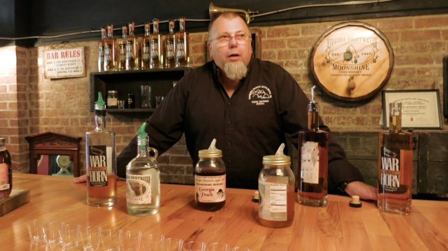 Marion VA: Moonshine And Bluegrass Music Central
