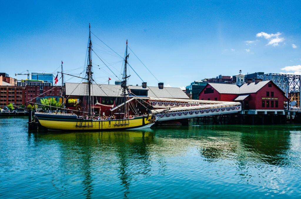 Boston Tea Party Ship Museum