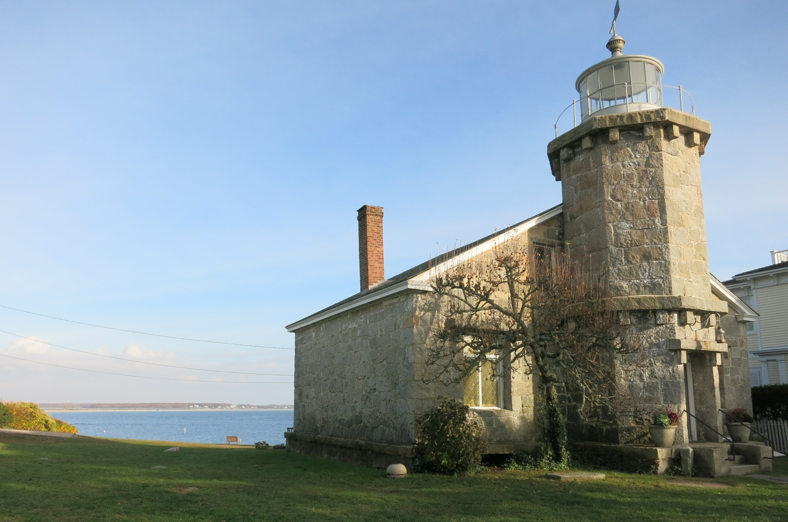Stonington Authentic New England Shoreline Town