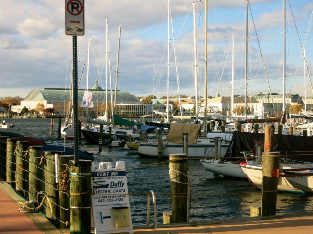 Annapolis, a Sailing Town