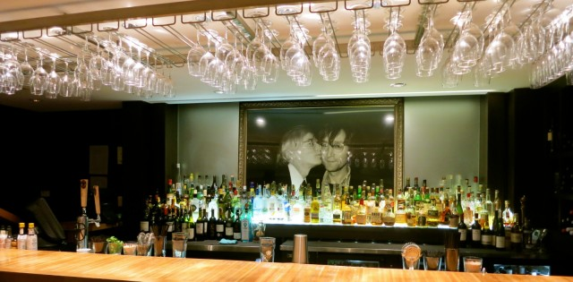 Bar Louis Hotel Fauchere Lennon photo
