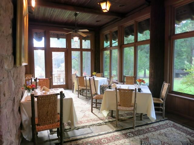 Breakfast, Lodge at Glendorn