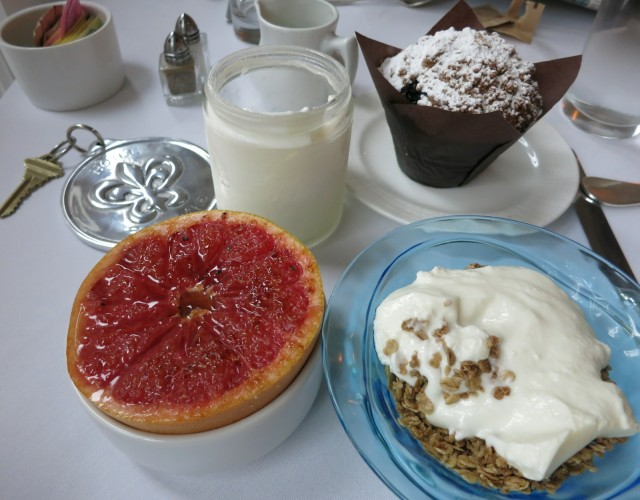 Breakfast delights - Hotel Fauchere