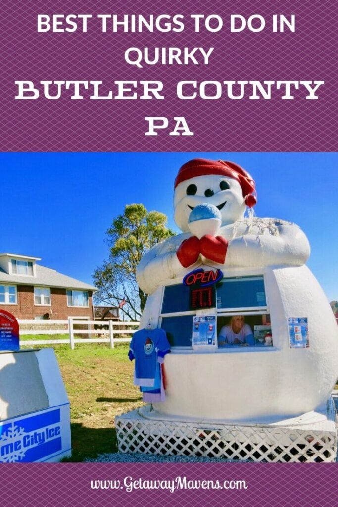 Butler County PA Pin