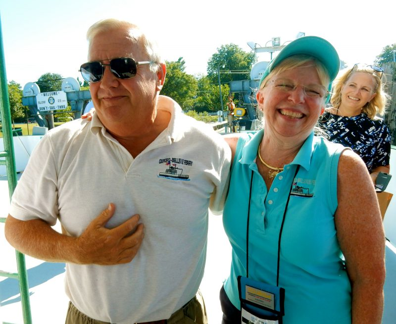 captains-judy-and-tom-bixler-oxford-bellevue-ferry-md