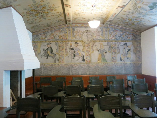Cathedral of Learning Nationality Room