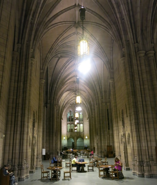 Cathedral of Learning at University of Pittsburgh