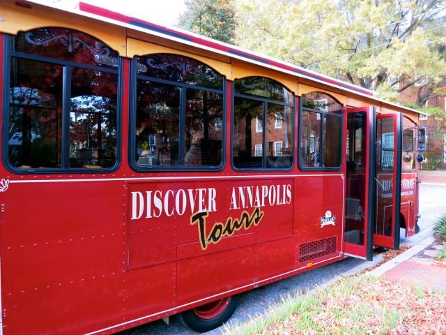 Discover Annapolis Tours