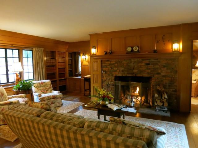 Dorn Suite, Lodge at Glendorn