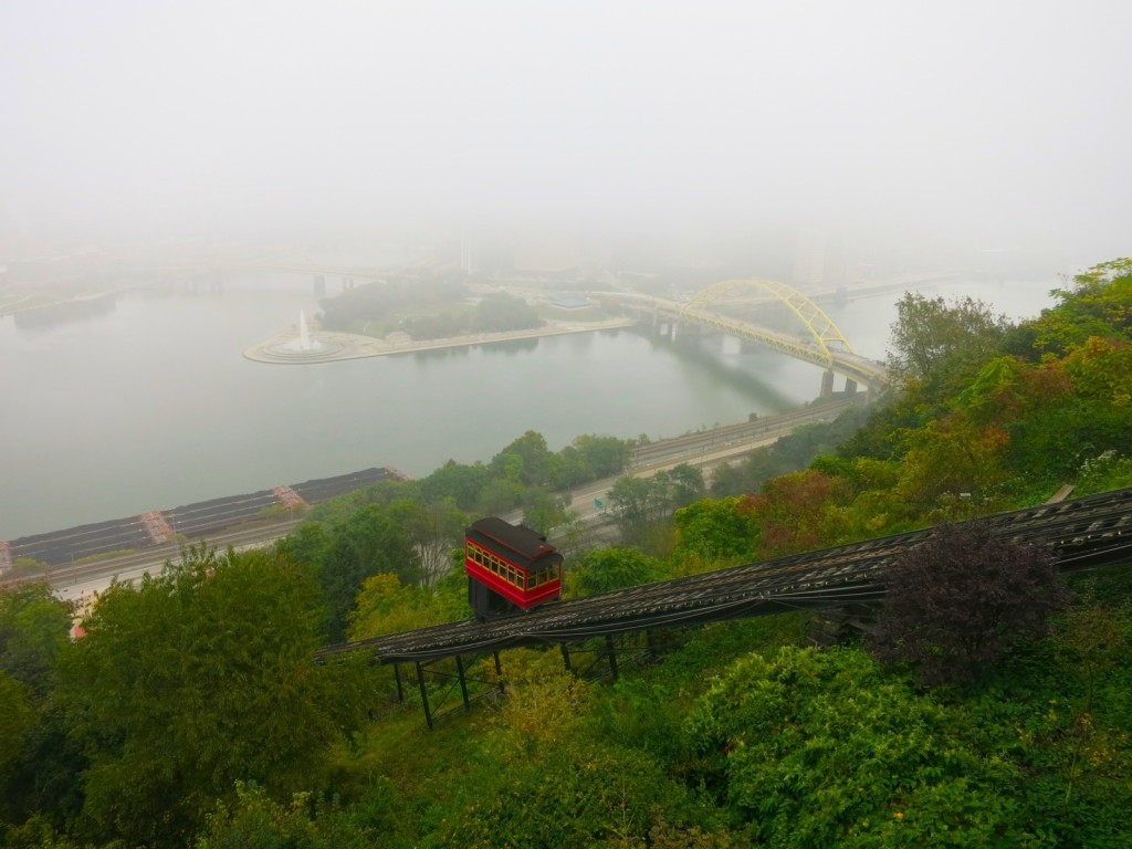 Duquesne Incline, Pittsburgh