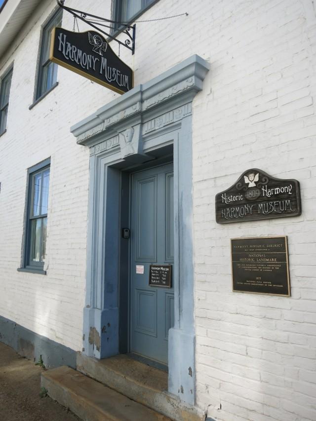 Harmony Museum, Harmony PA