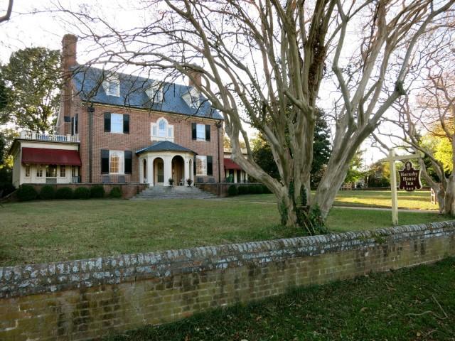 Hornsby House Inn BB