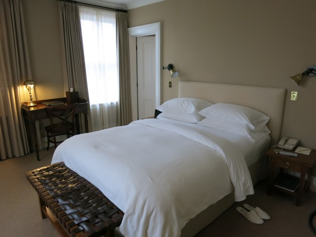 Hotel Fauchere Guest room