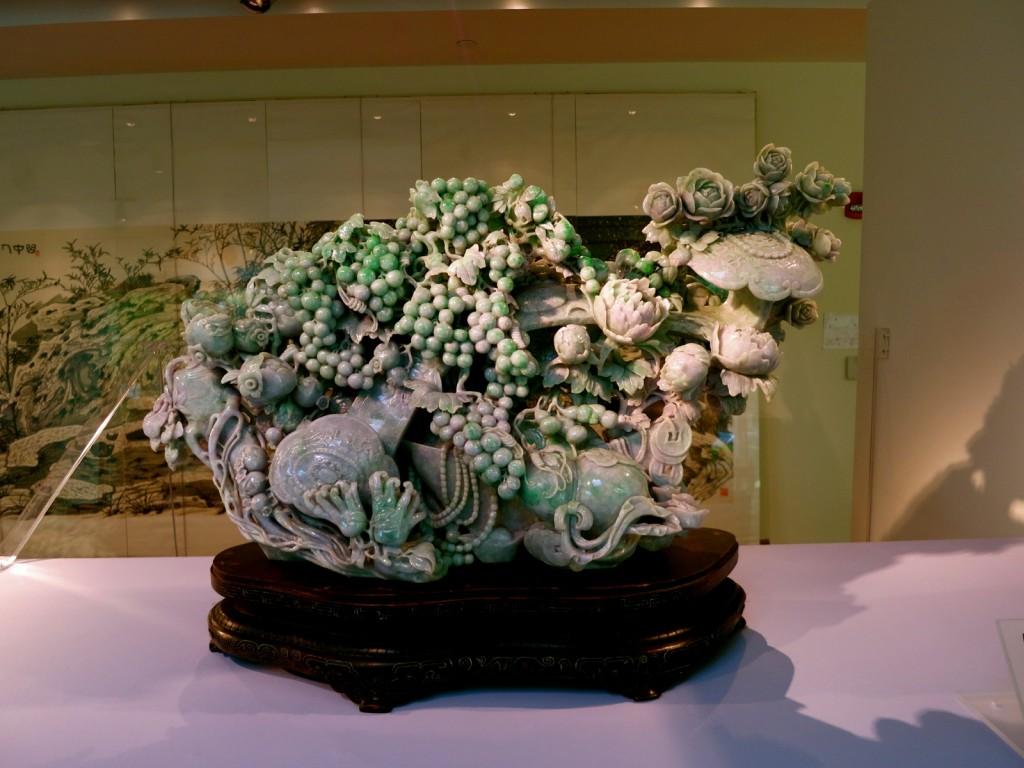 Jade Carving, Maridon Museum
