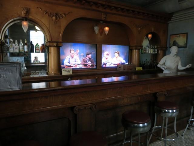 Kellys Bar at Railroaders Memorial Museum