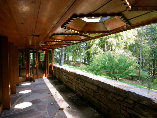 Kentuck Knob Patio