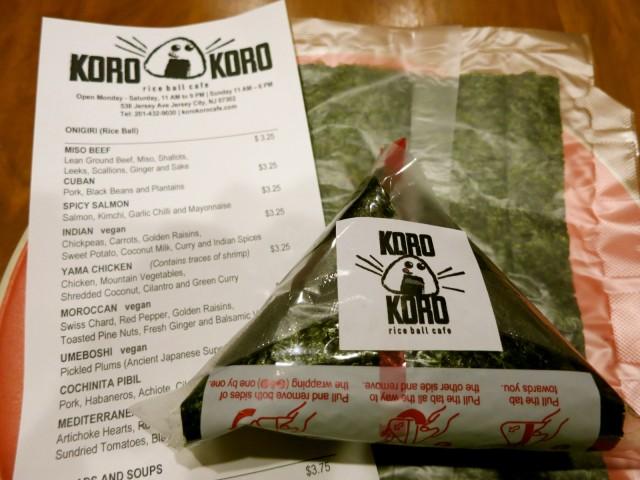 Koro Koro Rice Balls